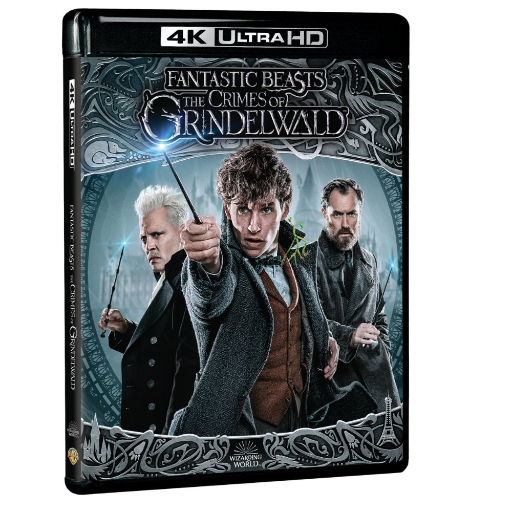 Fantastic Beasts: The Crimes of Grindelwald (4K UHD)