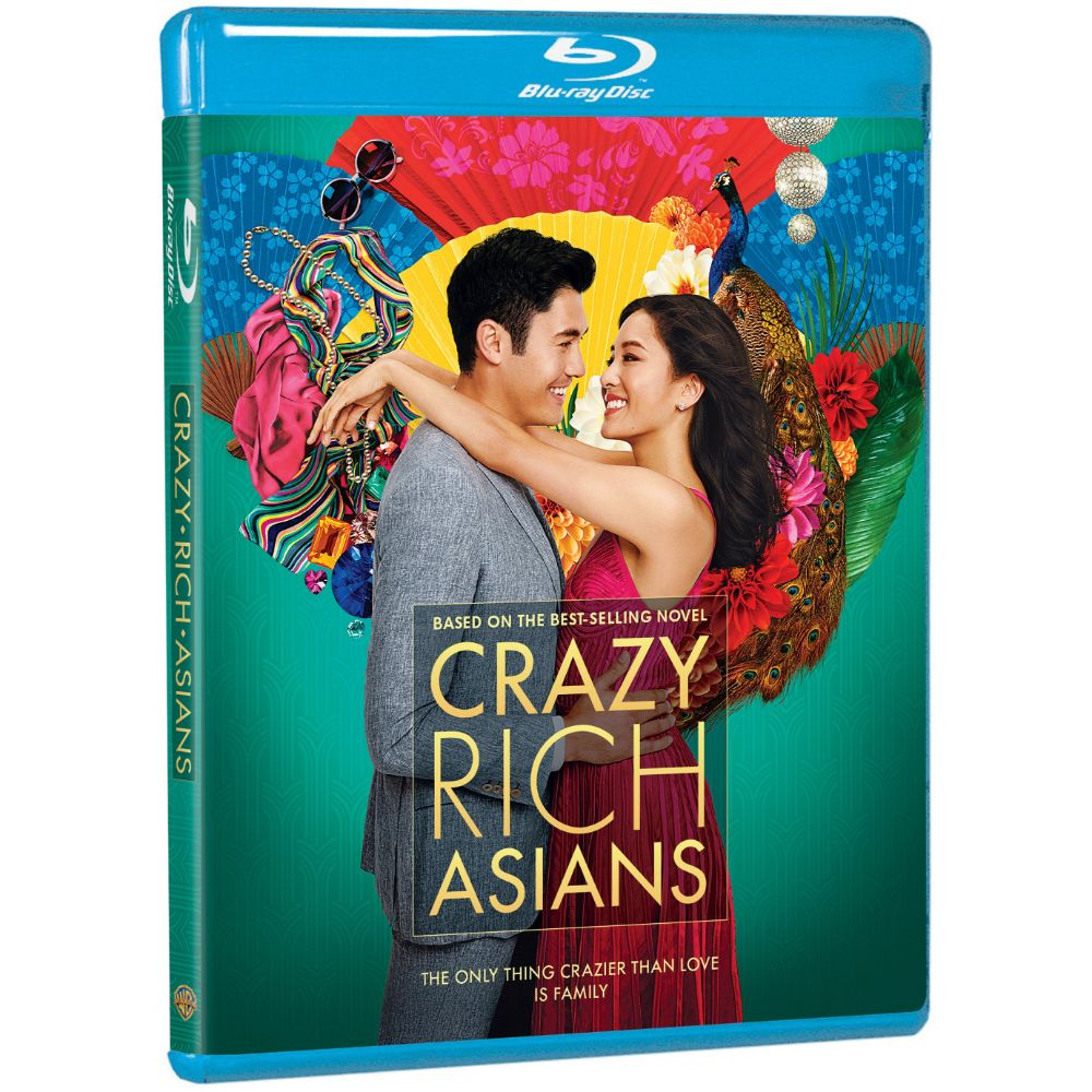 Crazy Rich Asians (BD)