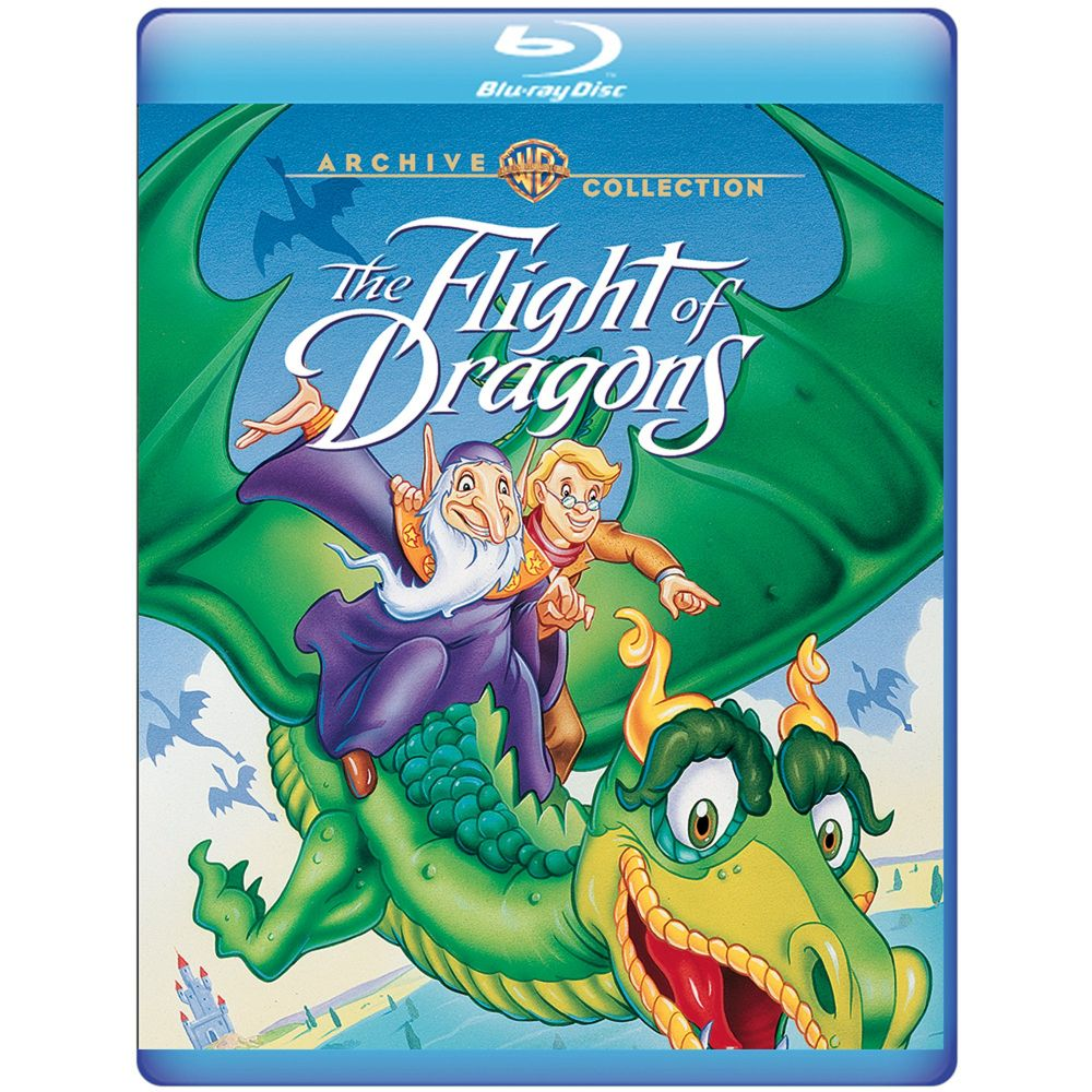 The Flight of Dragons (BD)
