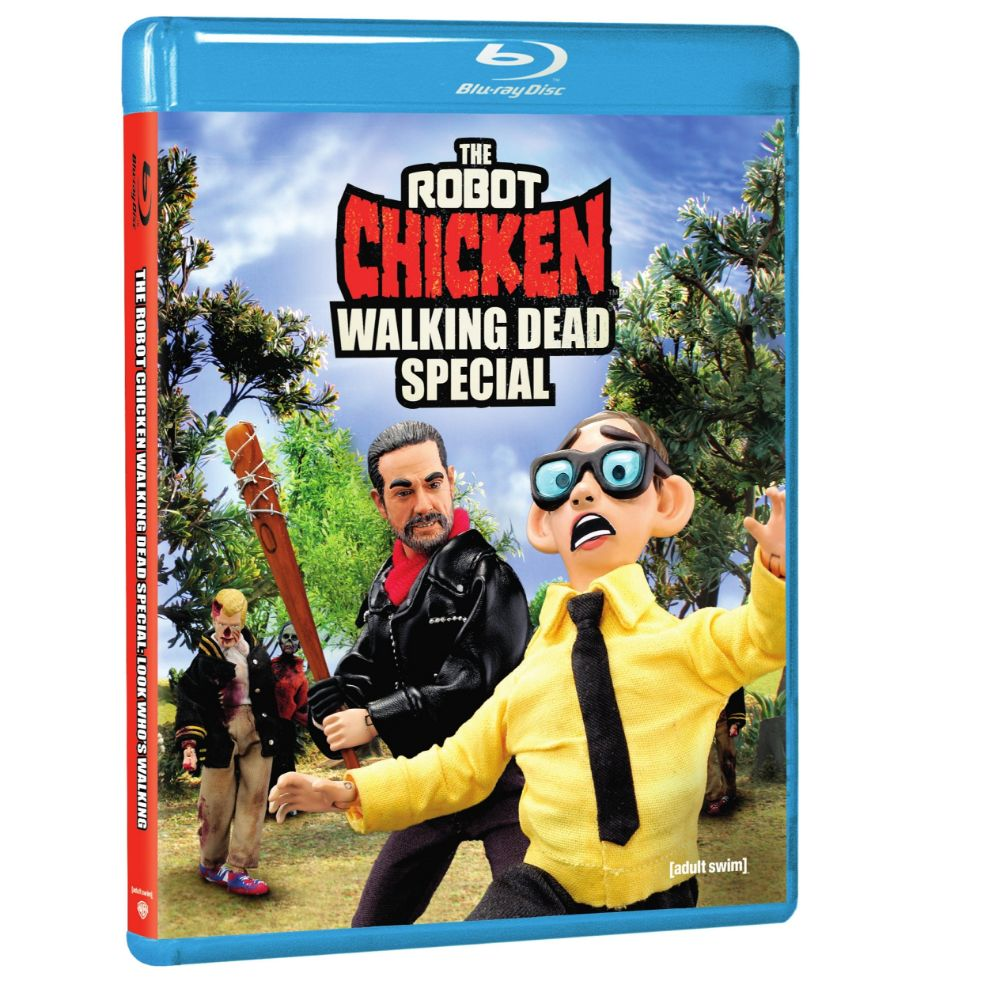 Robot Chicken Walking Dead Special: Look Who's Walking (BD)