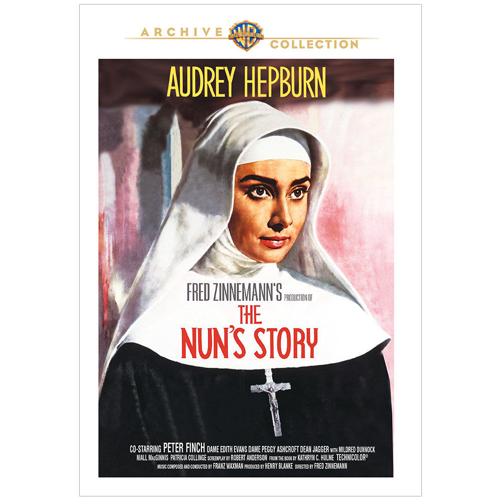 The Nun's Story (1958) (MOD)