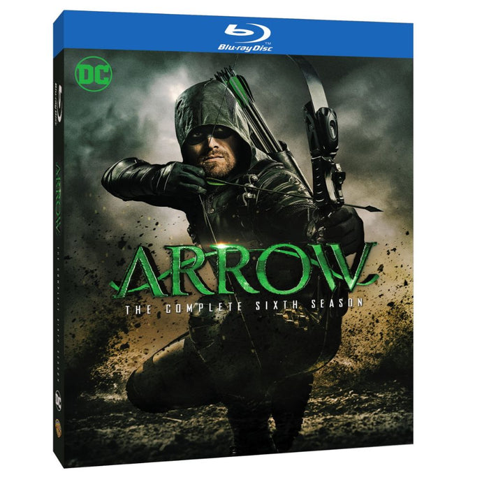 Arrow: The Complete Sixth Season (BD)