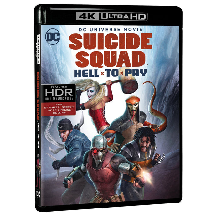Suicide Squad: Hell to Pay (4K UHD)