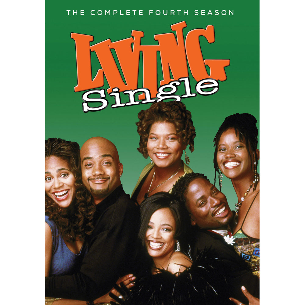 Living Single: The Complete Fourth Season (MOD)