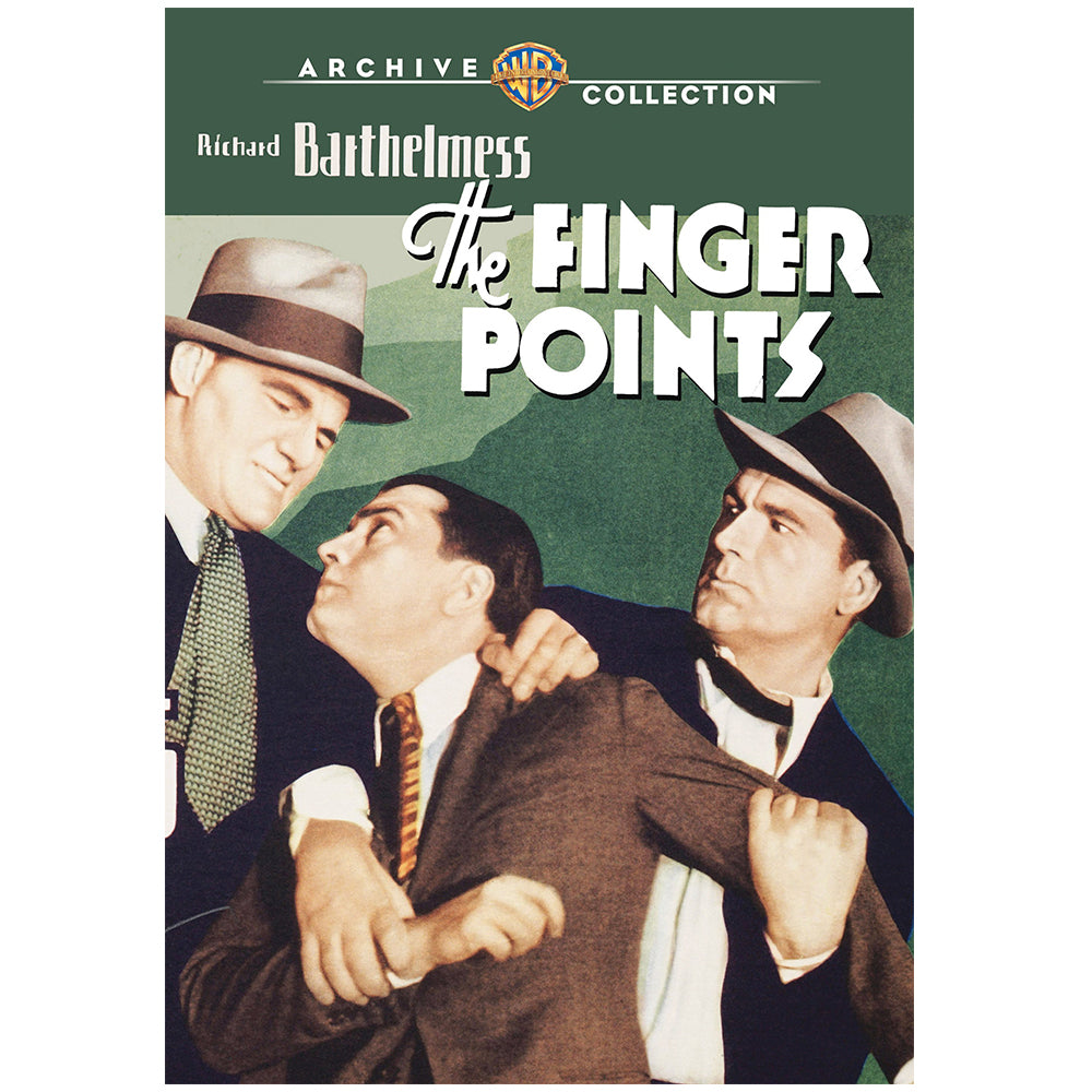 The Finger Points (1931) (MOD)
