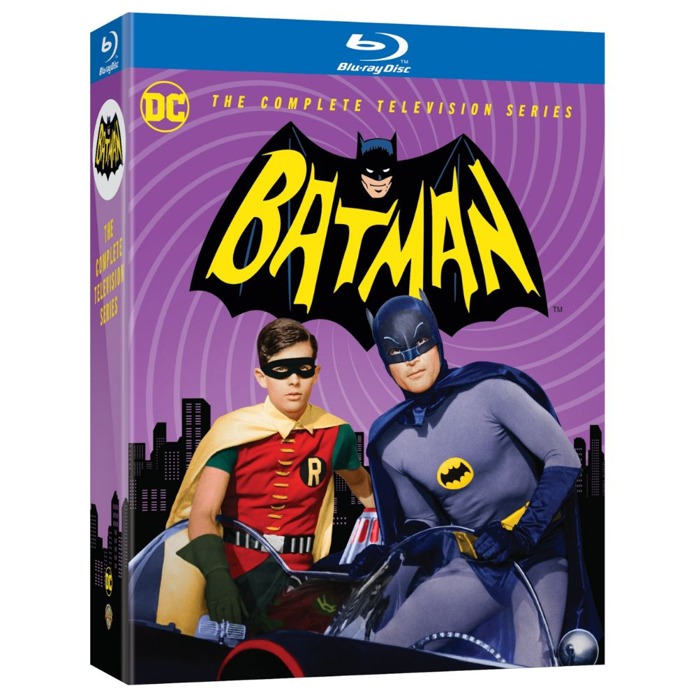 Batman: The Complete Television Series (BD)