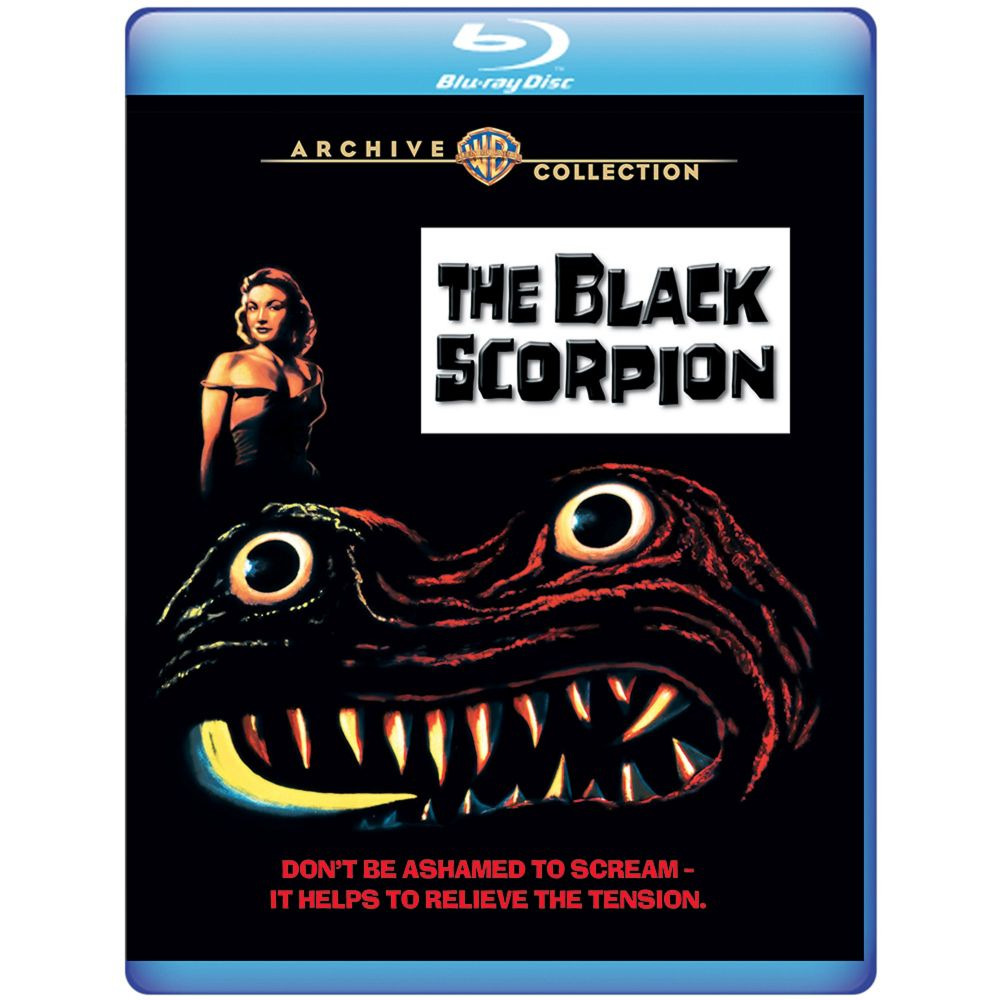 The Black Scorpion (BD)