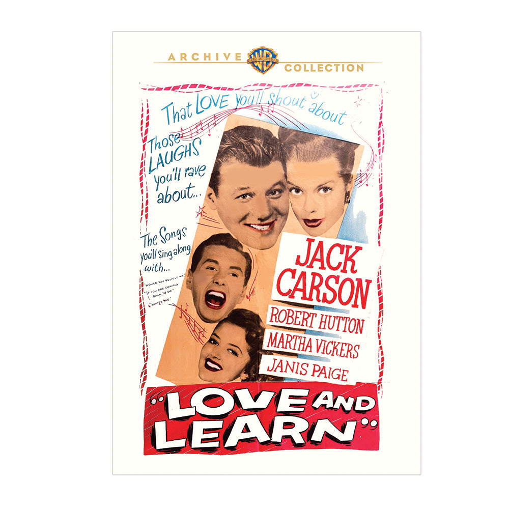 Love and Learn (1947) (MOD)