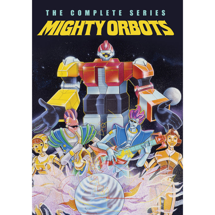Mighty Orbots: The Complete Series (MOD)