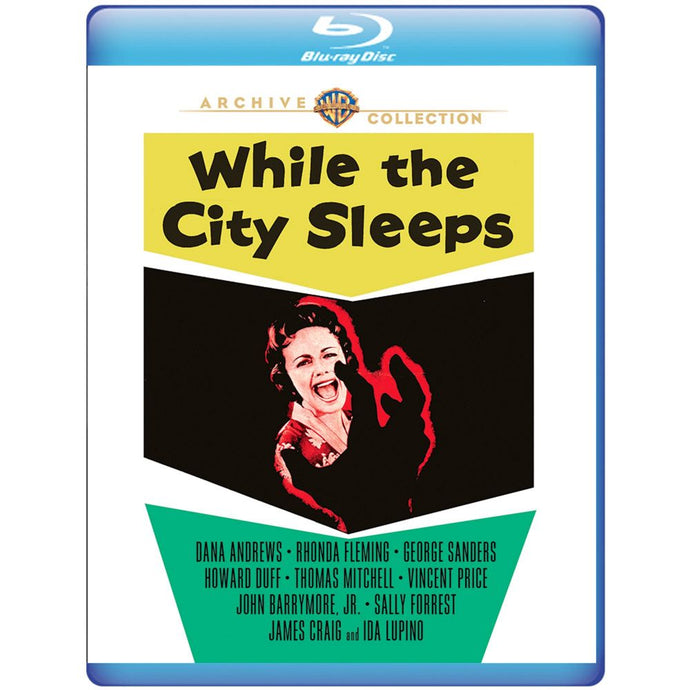 While the City Sleeps (BD)