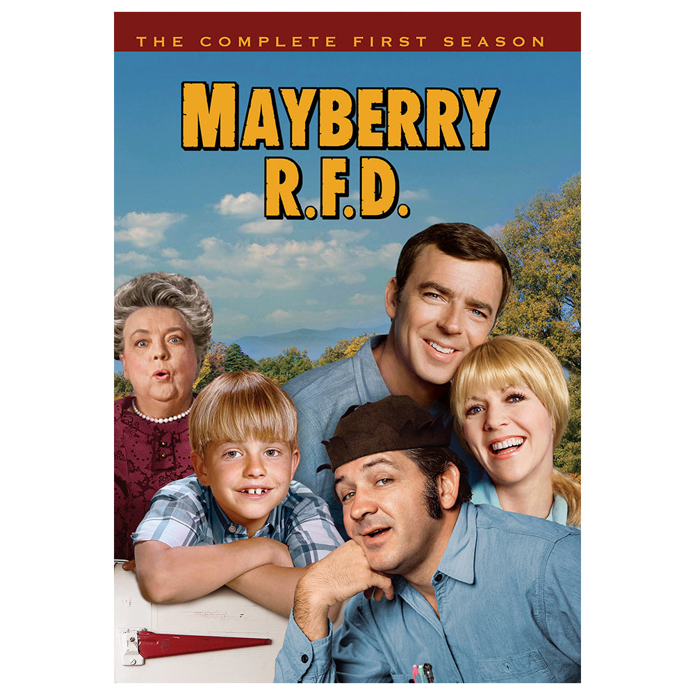 Mayberry R.F.D.: The Complete First Season (MOD)