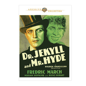 Dr. Jekyll and Mr. Hyde (1932) (MOD)