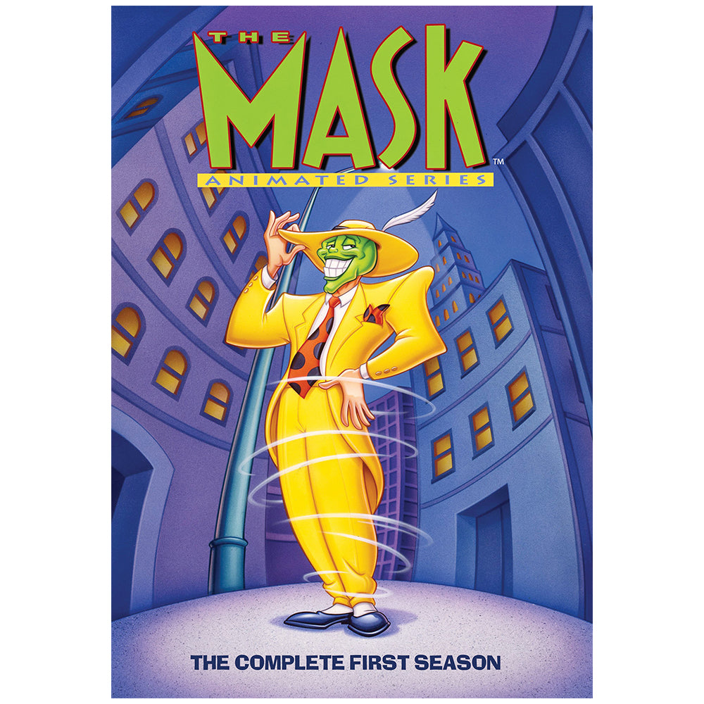The Mask: The Complete First Season (MOD)