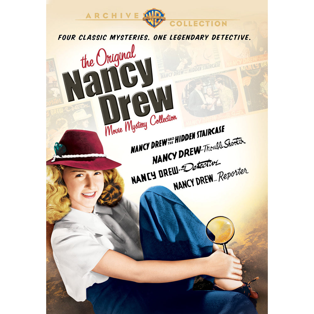 The Original Nancy Drew Movie Mystery Collection (MOD)