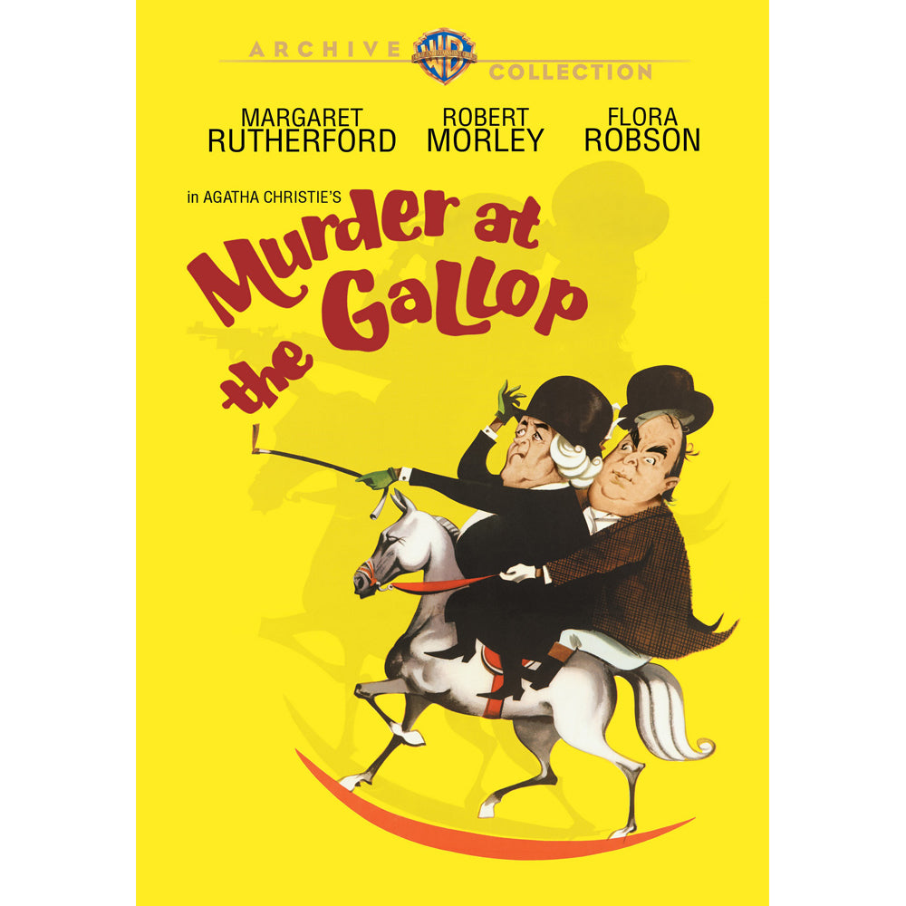 Murder at the Gallop (1963) (MOD)