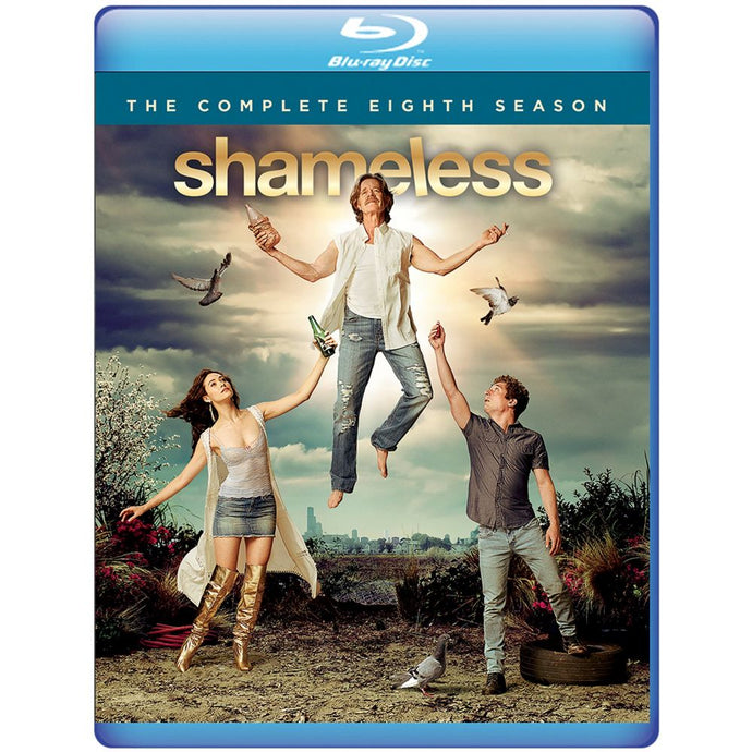 Shameless: The Complete Eighth Season (BD)