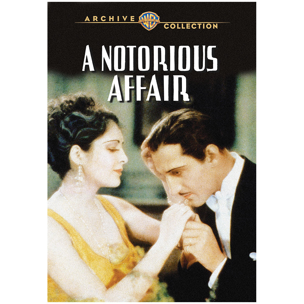 Notorious Affair, A (1930) (MOD)
