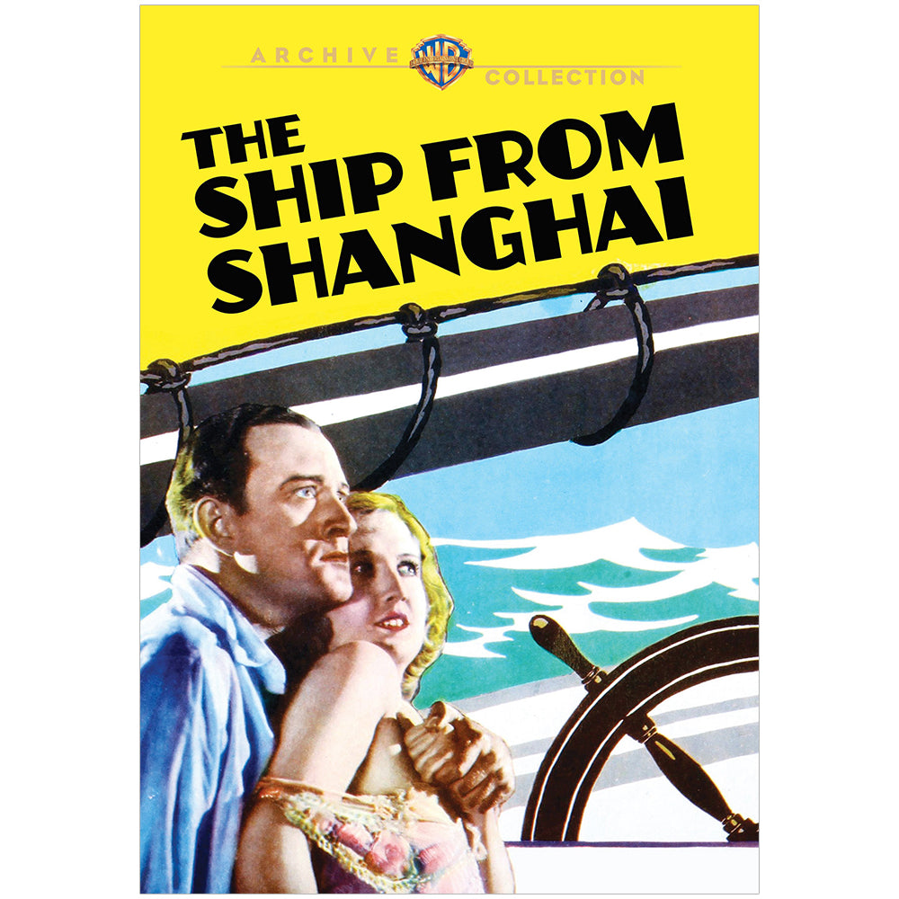 Ship From Shanghai, The (1930) (MOD)