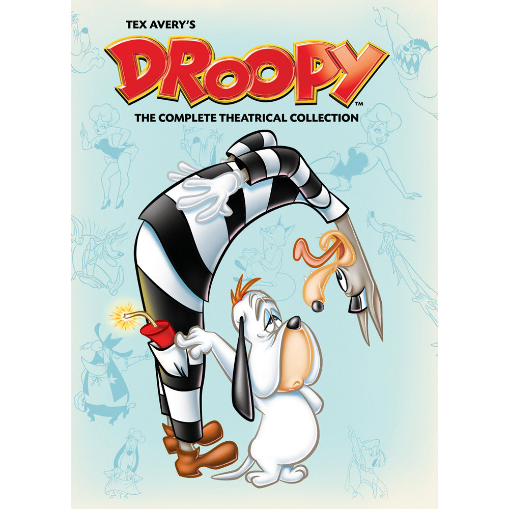 Tex Avery's Droopy: The Complete Theatrical Collection (MOD)