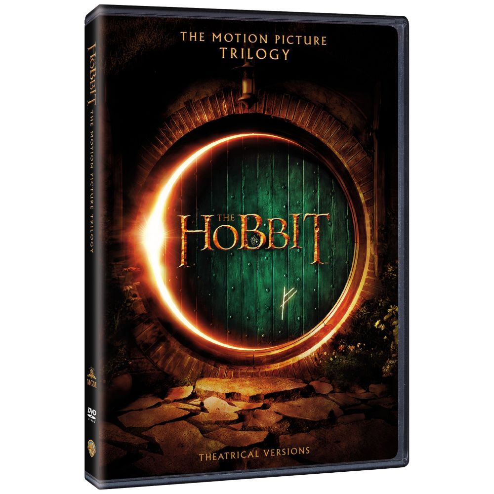 Hobbit Trilogy (DVD)