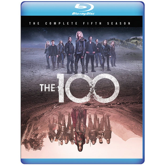 The 100: The Complete Fifth Season (BD)