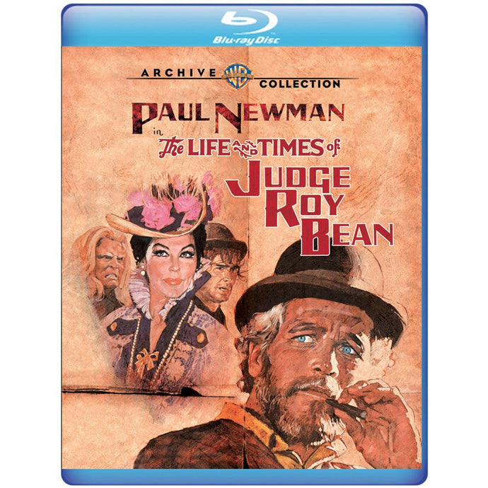 The Life and Times of Judge Roy Bean (BD)