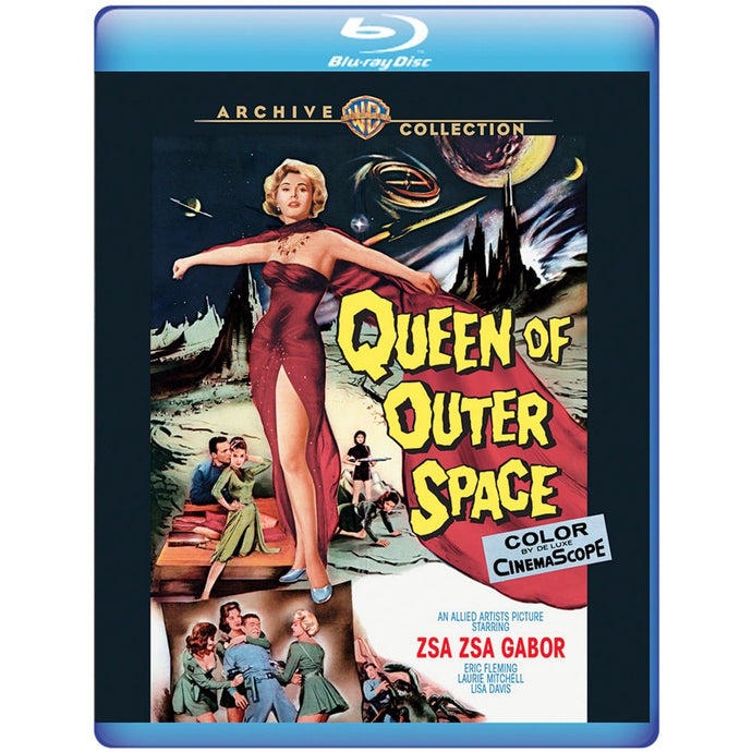 Queen of Outer Space (BD)