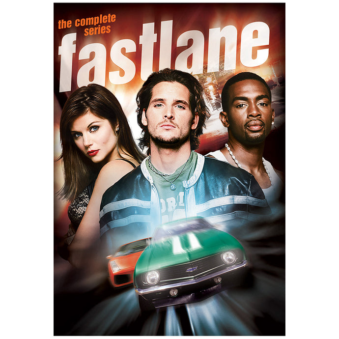 Fastlane: The Complete Series (MOD)
