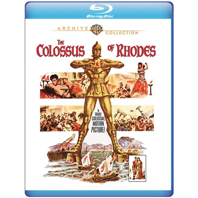 The Colossus of Rhodes (BD)