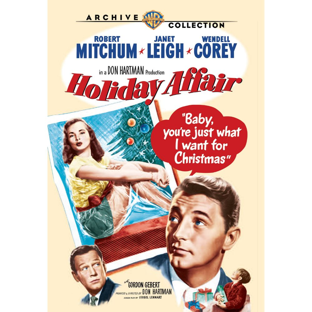 Holiday Affair (1949) (MOD)