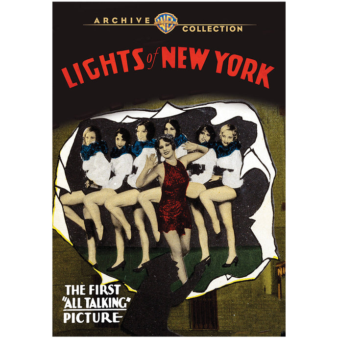 Lights of New York (1928) (MOD)