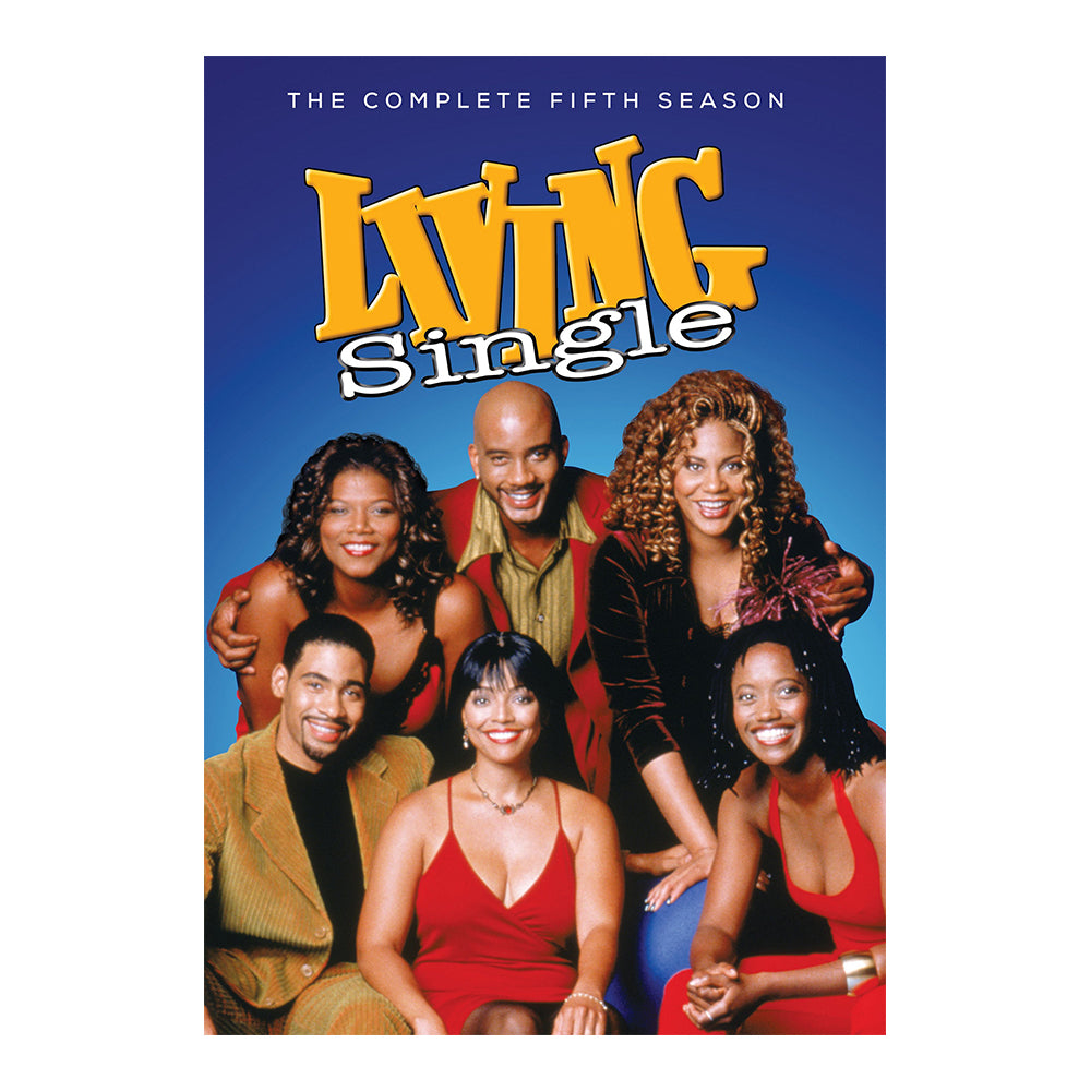Living Single: The Complete Fifth Season (MOD)