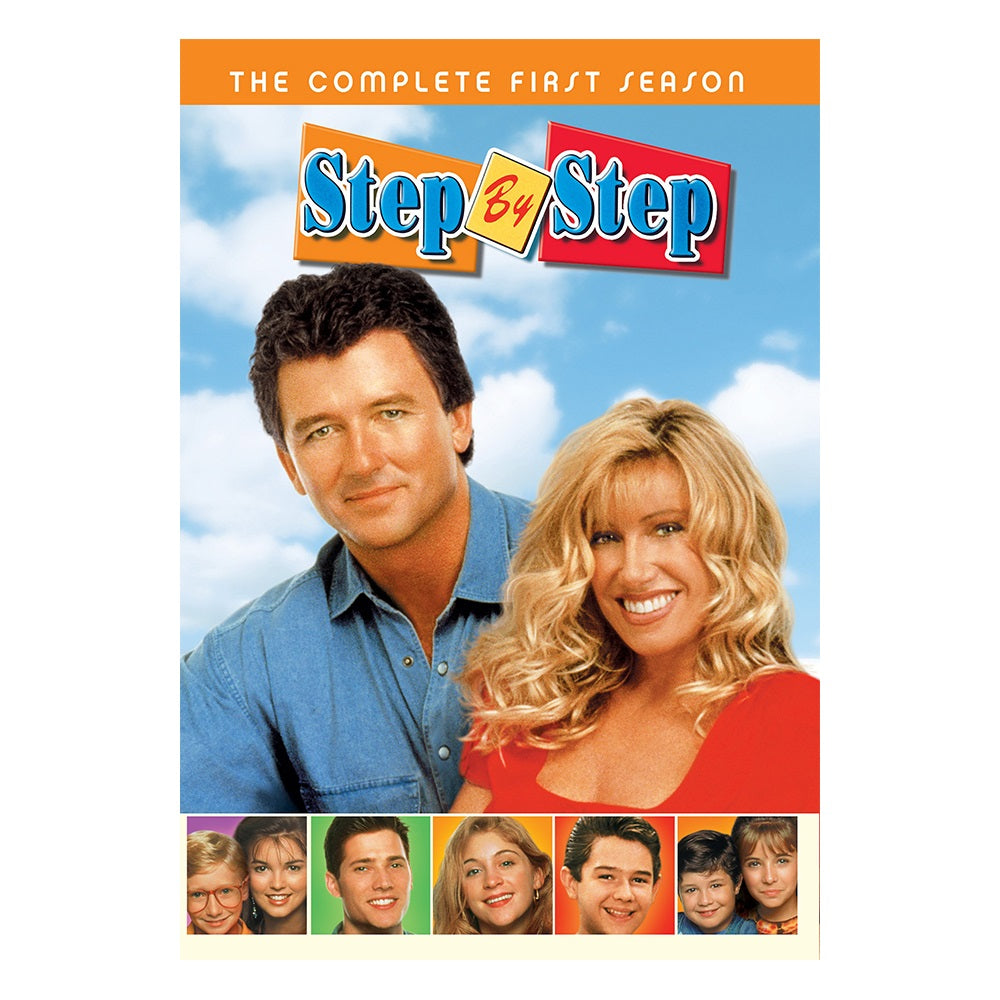 Step by Step: The Complete First Season (MOD)
