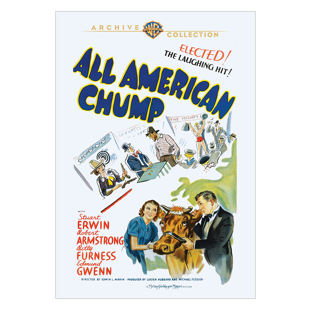 All American Chump (1936) (MOD)