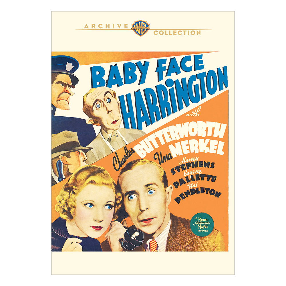 Baby Face Harrington (1935) (MOD)