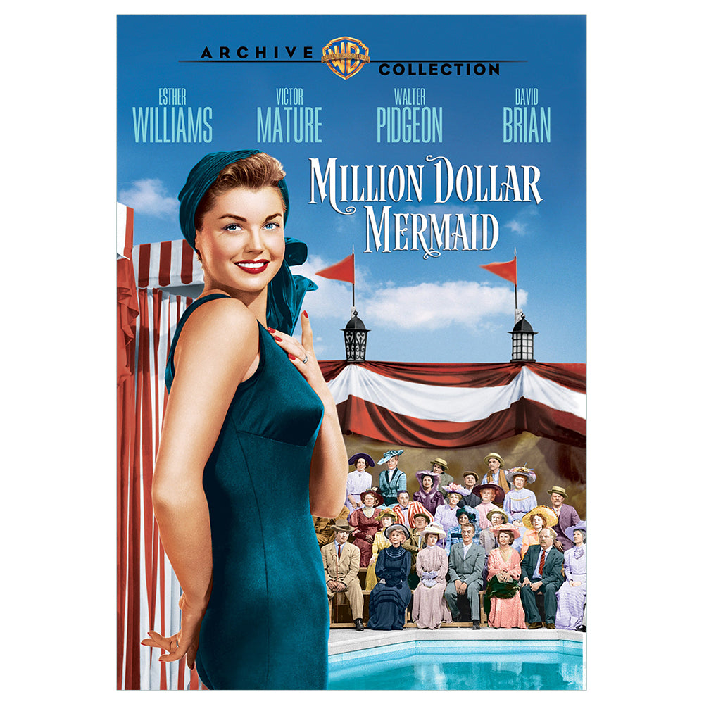 Million Dollar Mermaid (1952) (MOD)