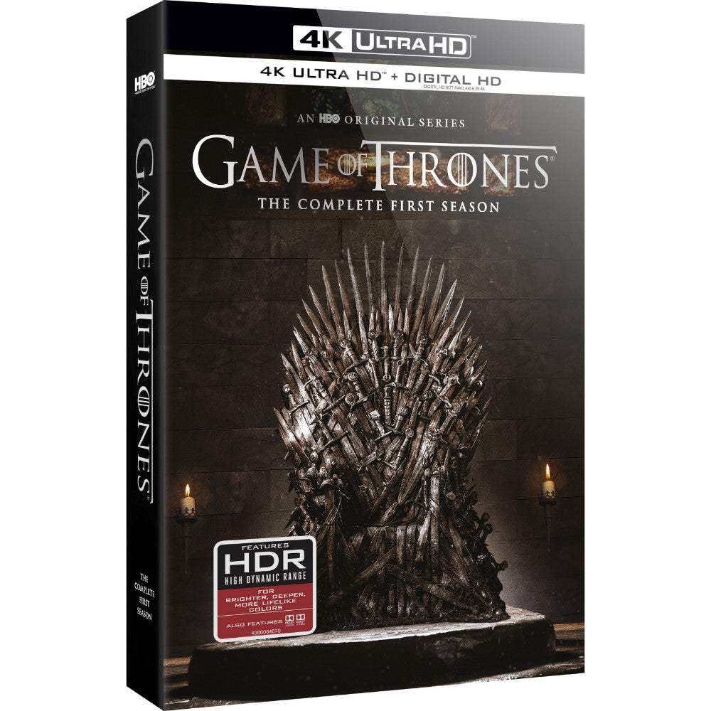 Game of Thrones: Season 1 (4K UHD)