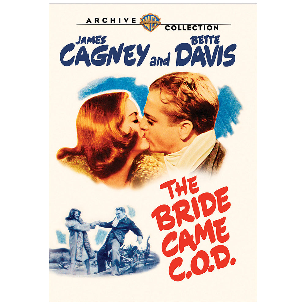 The Bride Came C.O.D. (1941) (MOD)