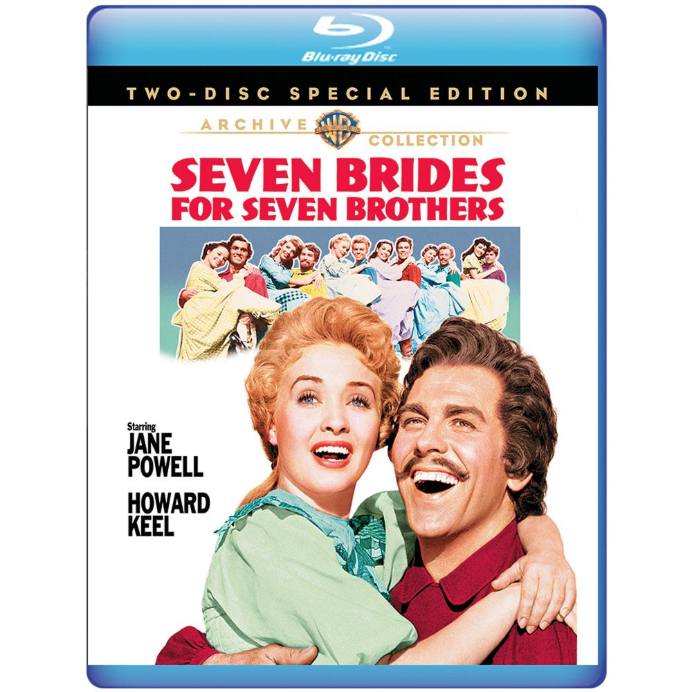 Seven Brides for Seven Brothers (BD)