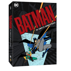 Batman: The Complete Animated Series (DVD)