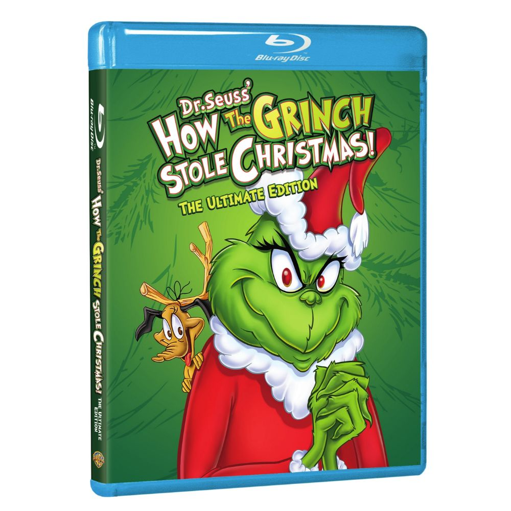 Dr. Seuss' How the Grinch Stole Christmas! The Ultimate Edition (BD)
