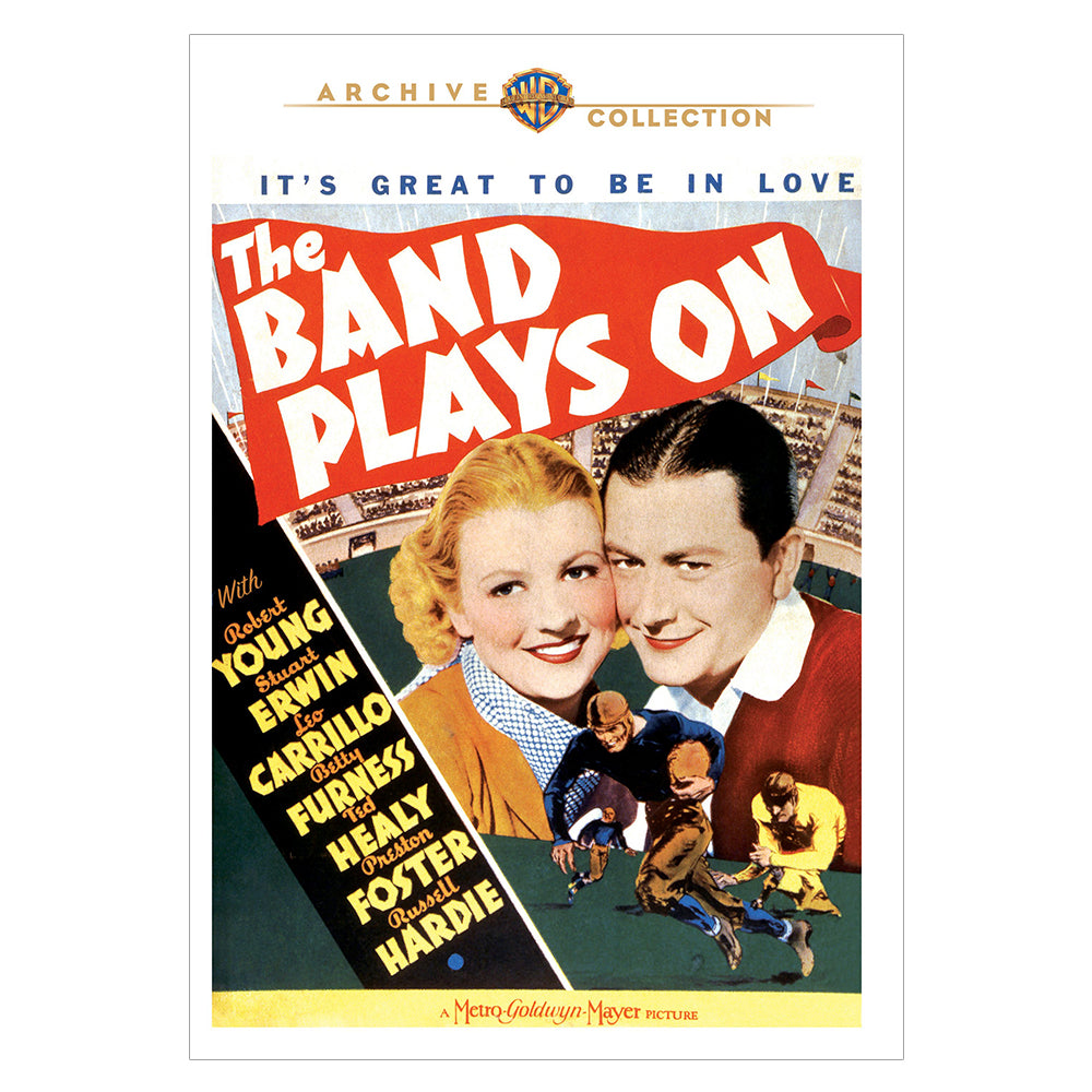 Band Plays On, The (1934) (MOD)