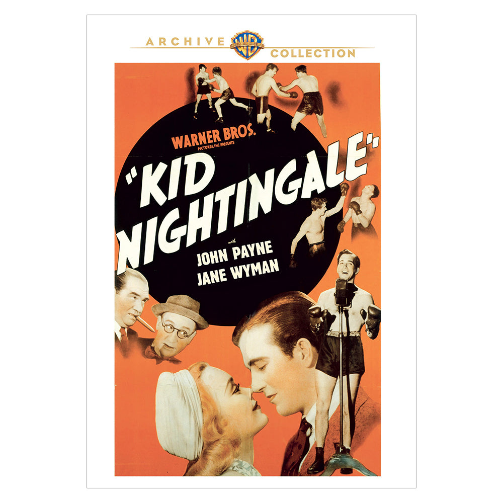 Kid Nightingale (1939) (MOD)