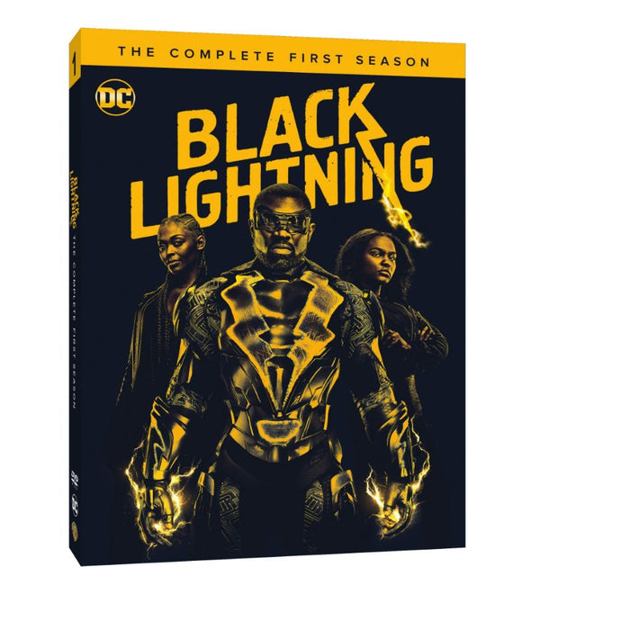 Black Lightning: Season 1 (DVD)
