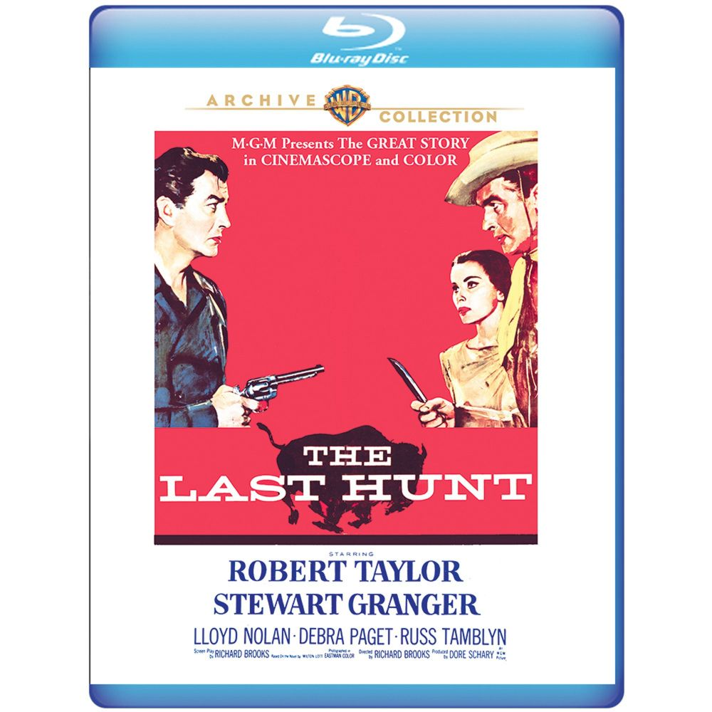 The Last Hunt (BD)