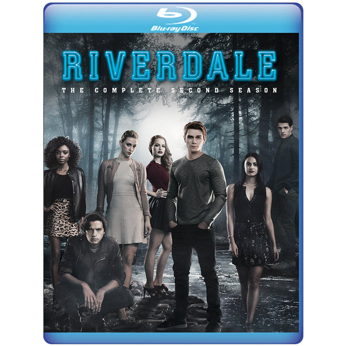 Riverdale: The Complete Second Season (BD)
