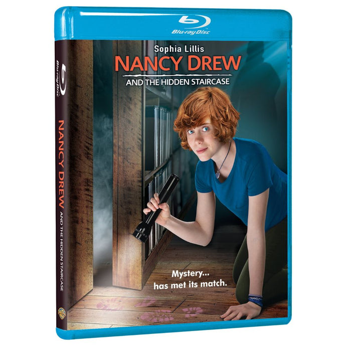 Nancy Drew and the Hidden Staircase (BD)
