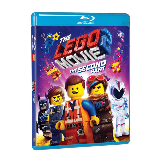 The LEGO Movie 2: The Second Part (BD)