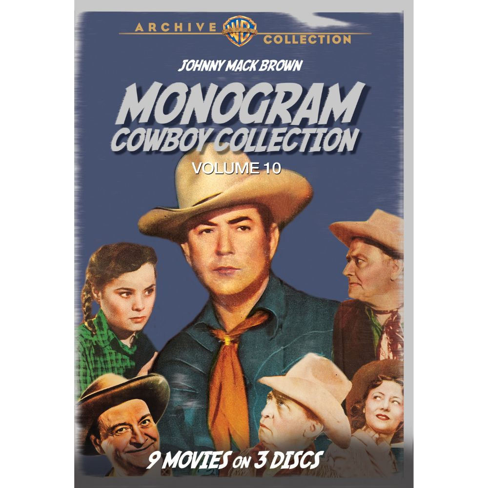 Monogram Cowboy Collection: Volume 10 (MOD)