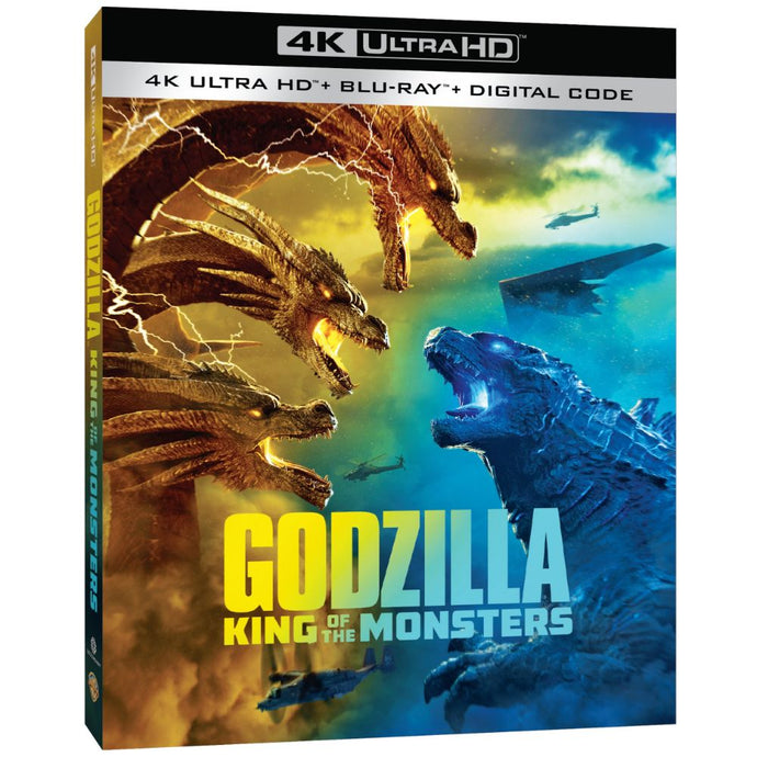 Godzilla: King of the Monsters (4K UHD)